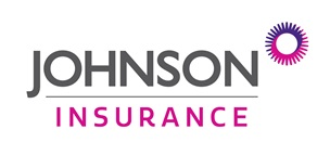 Logo:  Johnson Insurance