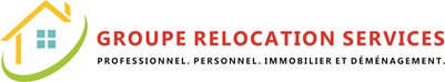 Le logo : Groupe Relocation Services