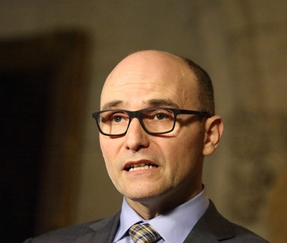 l'honorable Jean-Yves Duclos.