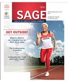 Sage Summer 2017 Cover