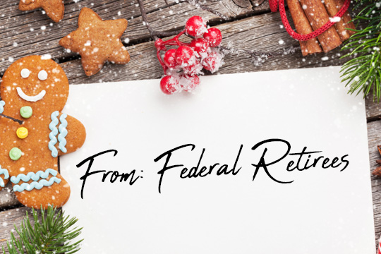 From Federal Retirees