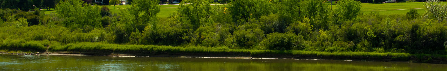 South Saskatchewan River.