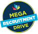 Mega Recruitment Drive 2020.