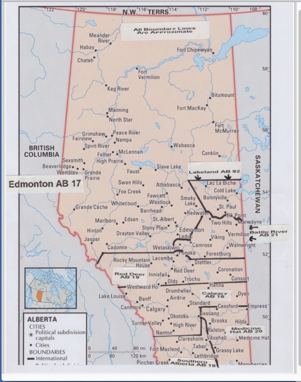 About Edmonton Branch AB17 | National Association of Federal