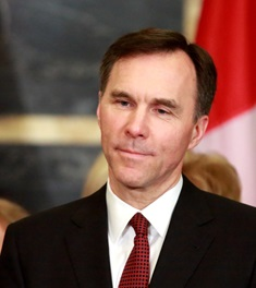 Honourable Bill Morneau