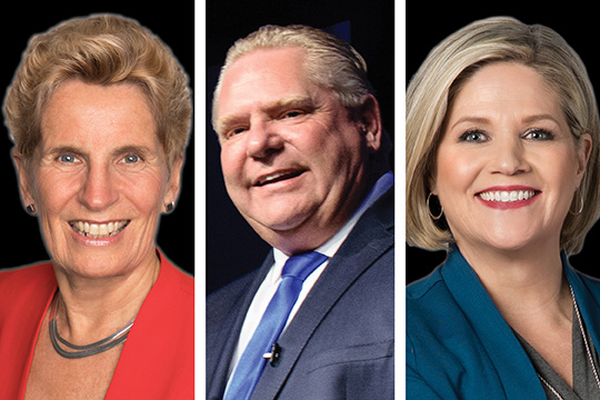How will the Ontario Parties Tackle Issues Facing Seniors?