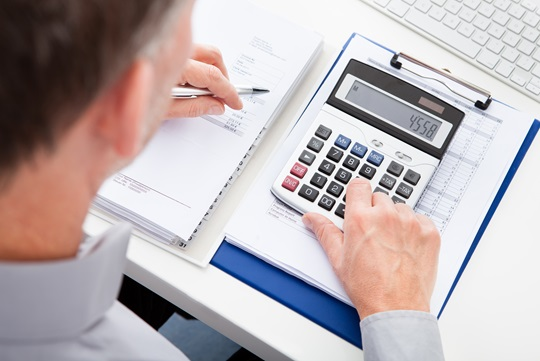 Calculating Finances