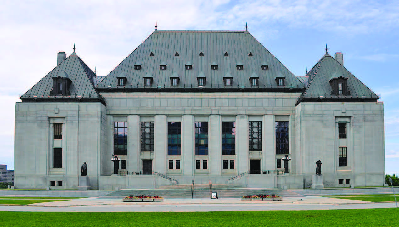 Supreme Court of Canada.