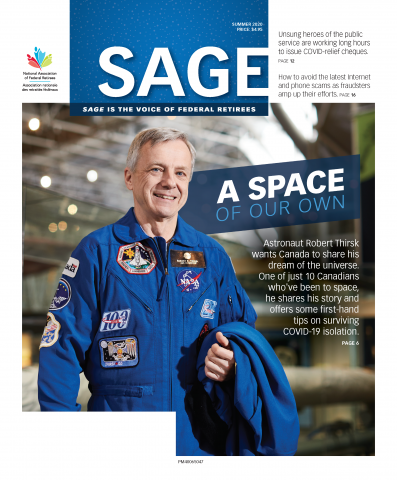 Sage summer 2020 Cover