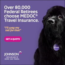 Johnson Travel Insurance ad