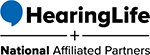 Logo:  HearingLife & National Affiliates